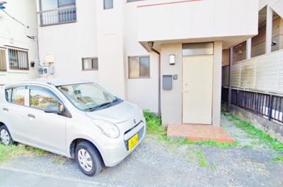 【駐車場】貸テラスハウス