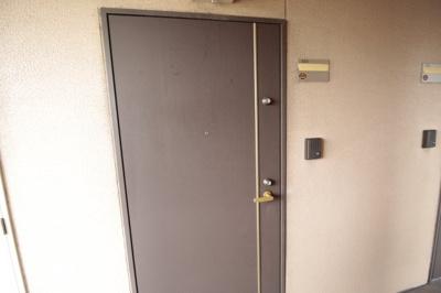 【玄関】プレステージ蘇我
