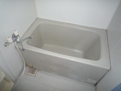 【浴室】コンフォールメゾン1番館