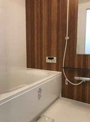浴室交換・・・