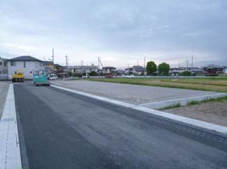 【外観】守山市小島町【全11区画】7号地 売土地