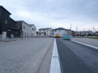 【外観】守山市小島町【全11区画】3号地 売土地