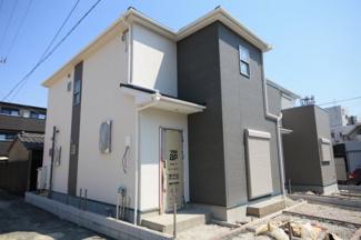 浜寺元町4丁に新築一戸建てが誕生です 建築中 2021年1月建築完了予定