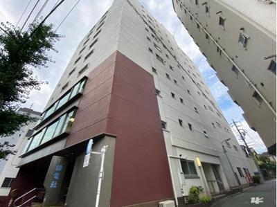 東急大井町線・池上線「旗の台」駅より徒歩約3分の立地。