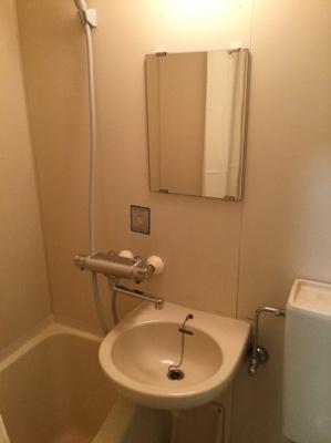 【浴室】ロイヤルコーポ北中島