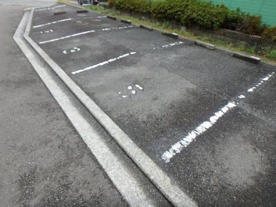 【駐車場】セゾン・ド・フローレス・