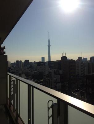 【展望】ミオカステーロ浅草入谷