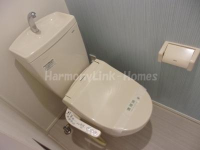 カーサ・ドルチェのトイレもきれいです