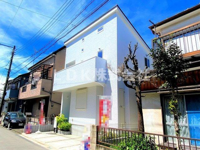 【外観】新築戸建/川越市大字木野目