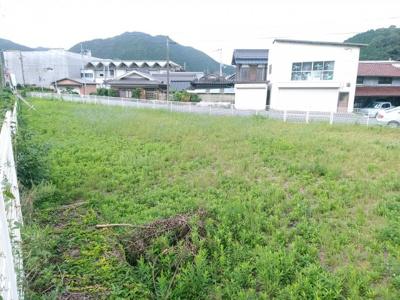 【外観】氷上町成松750万円売地
