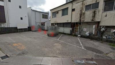 【外観】桟橋 サンプラザ駐車場