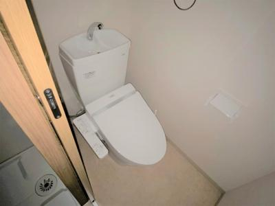 【トイレ】GSコート元町