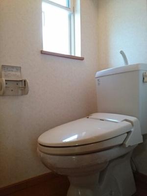 【トイレ】グリーンハイツ北斎院