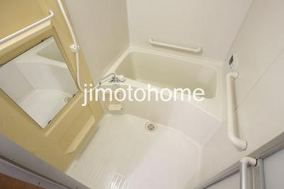 【浴室】ルミナール南堀江