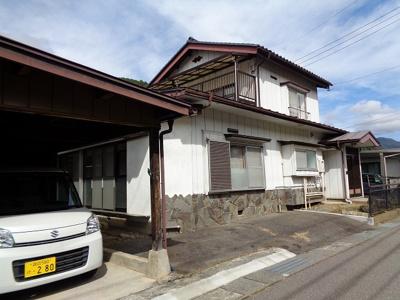 【外観】下諏訪町町屋敷 貸家(3)