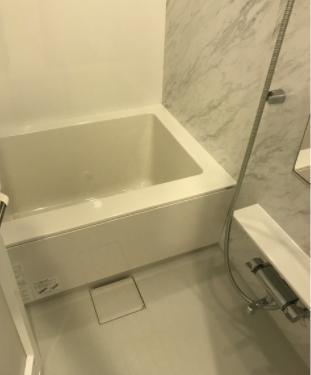 【浴室】コンフォリア目黒青葉台