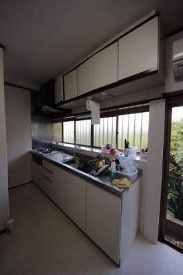 【キッチン】鴻巣市宮前貸家