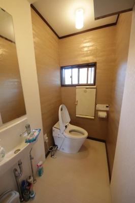 【トイレ】鴻巣市宮前貸家