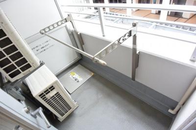 【バルコニー】ザ・タワー大阪レジデンス