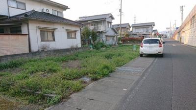 【外観】御幸町森脇700万円土地