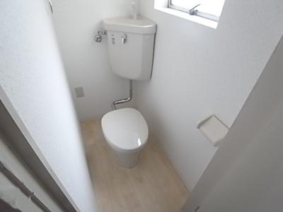 【トイレ】王子コーポ