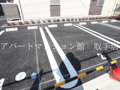 【駐車場】フェアマンドヴィラ