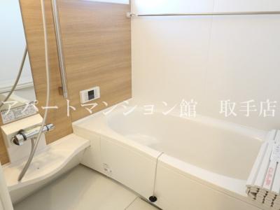 【浴室】フェアマンドヴィラ
