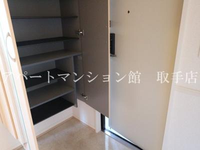 【玄関】フェアマンドヴィラ
