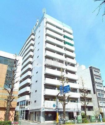 【外観】シャンボール新高円寺