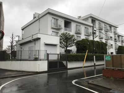 【外観】上野毛リッツハウス A棟
