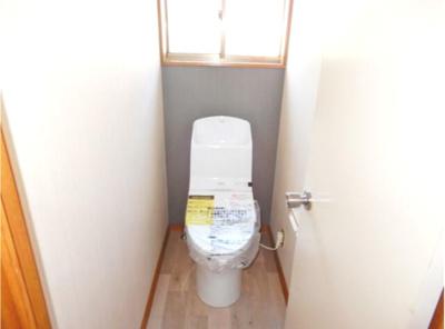 【トイレ】甲府市中小河原1丁目3号棟 中古住宅
