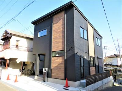 【外観】箕面市坊島1丁目 新築戸建