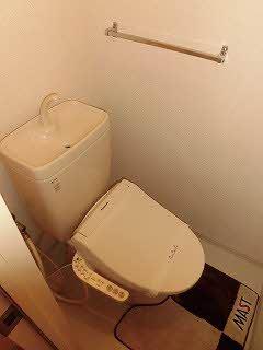 【トイレ】カルテット北斎院