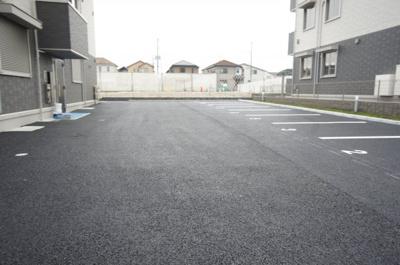 【駐車場】ラ ポルトⅡ