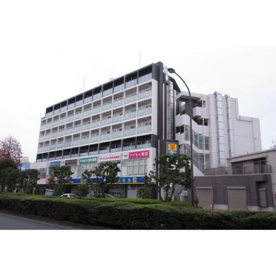 【外観】アジリア千川駅前