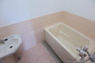 【浴室】ジョイフル東二見