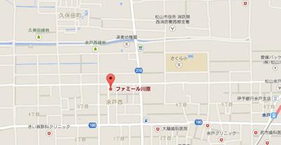 【地図】ファミール川原・
