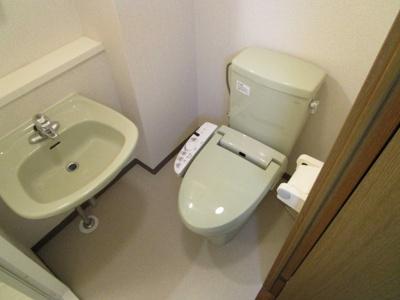 【トイレ】ラジューヌ