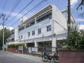西東京市立柳沢小学校(約614m)