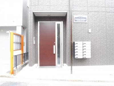 【エントランス】Evergreen Residence