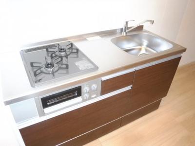 【キッチン】Evergreen Residence