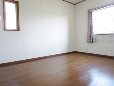 【寝室】つつじが丘南2丁目戸建