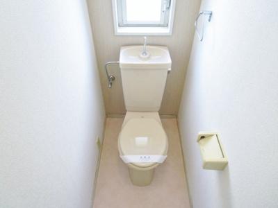 【トイレ】つつじが丘南2丁目戸建