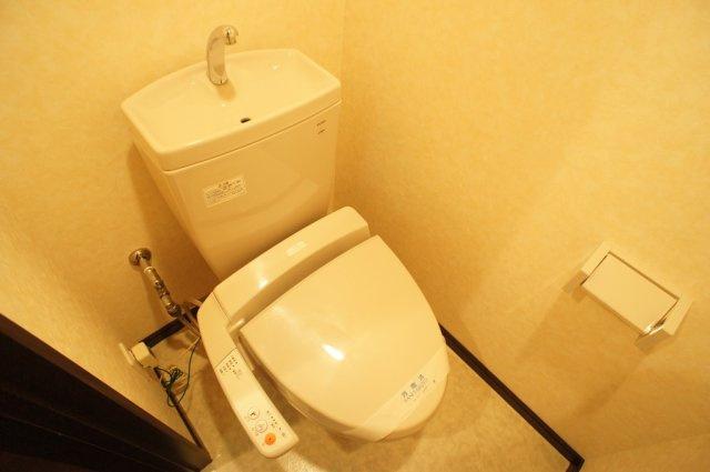 【トイレ】ヴィレッタ福島