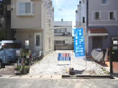 【外観】甲子園口北町 売土地