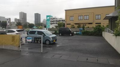 【外観】海田駐車場