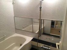 【浴室】ザ・梅田タワー