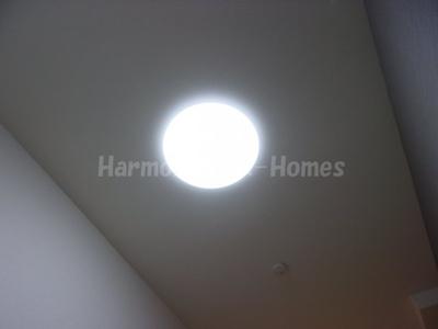 ハーモニーテラス幸町の照明機器