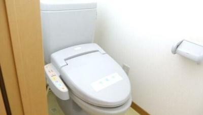 【トイレ】A-House Ⅰ