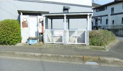 【駐車場】ソレイユ壱番館